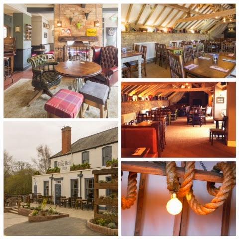 The Blue Bell Inn, el precioso restaurante a las afueras de Leicester