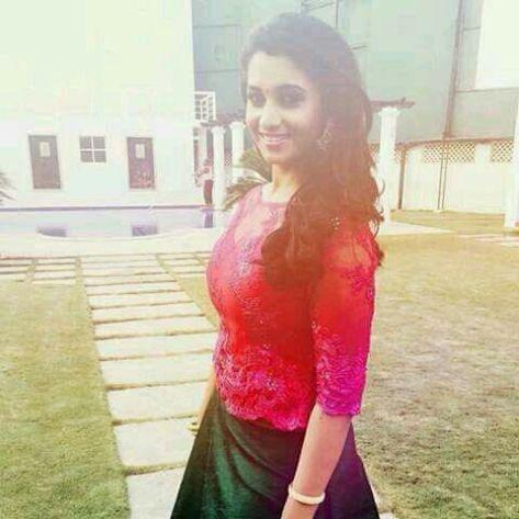 Priya Bhavani Shankar  in Modern dress