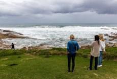 Port Edward beach