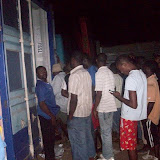 Container Arrival & Offloading in Buea - 100_9154.JPG