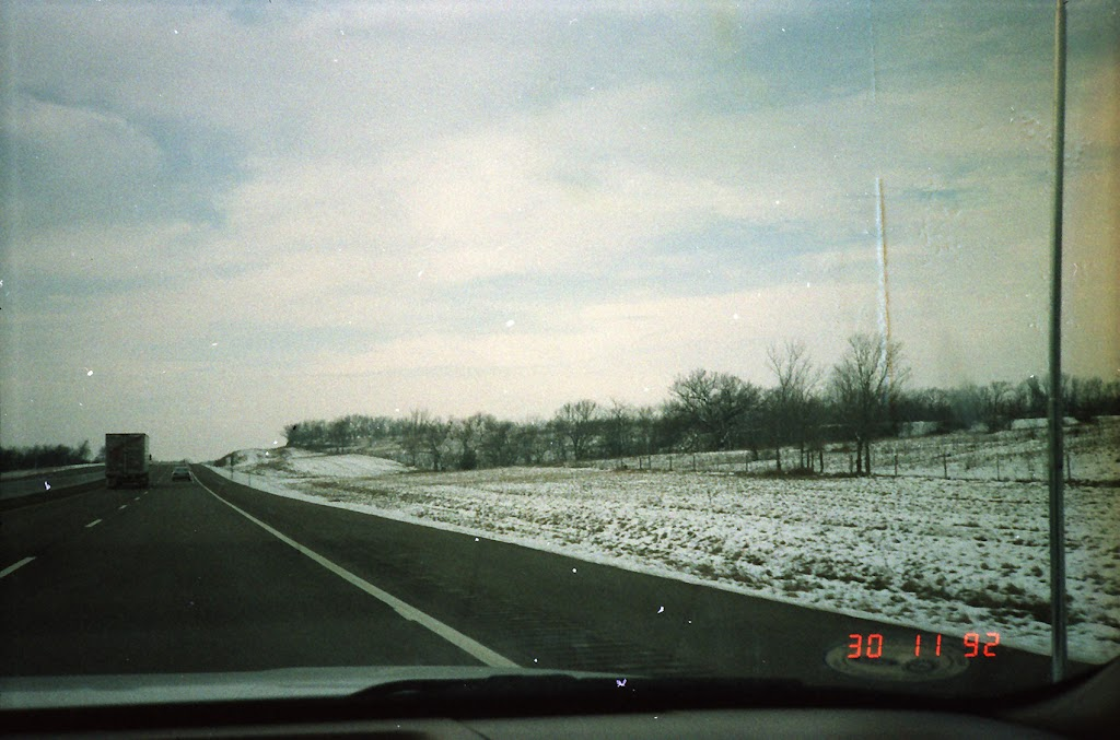 0101The Drive down to Texas