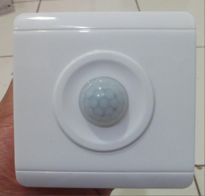 trik instalasi saklar sensor gerak dan cahaya
