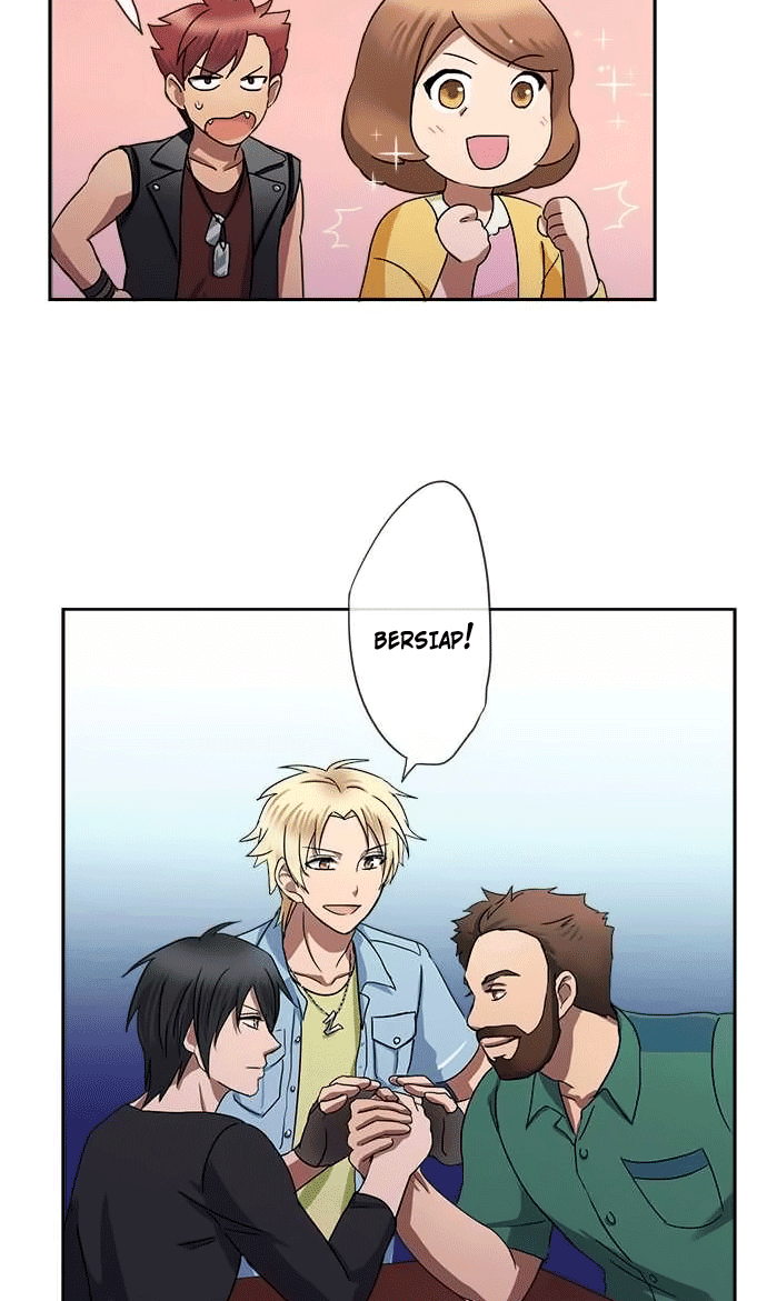 Distancia ~ The Untouchable One: Chapter 11 - Page 18