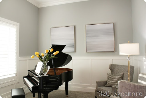 sitting room paint color