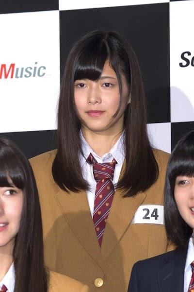 欅坂46(けやきざか)メンバー渡邉理佐