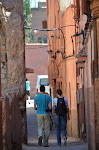 Marrakech par le magicien mentaliste Xavier Nicolas Avril 2012 (44).JPG