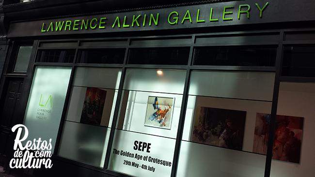 Lawrence Alkin Gallery - SEPE