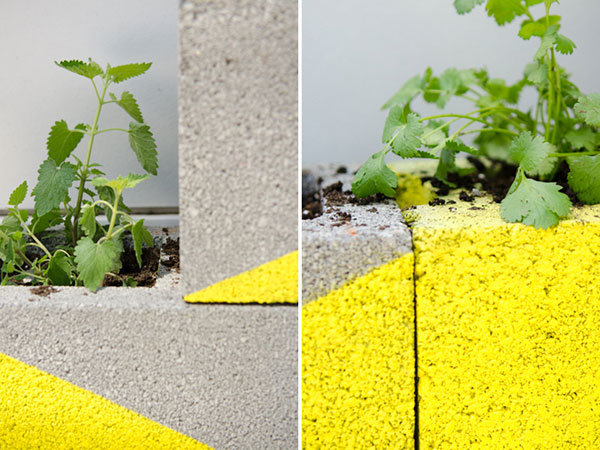 Idea barata para decorar la terraza
