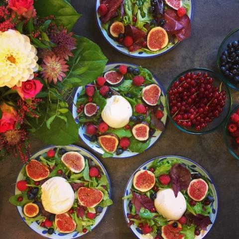 Sonntagspost… Familien-Lachs-Rezept und meine Zitronentarte