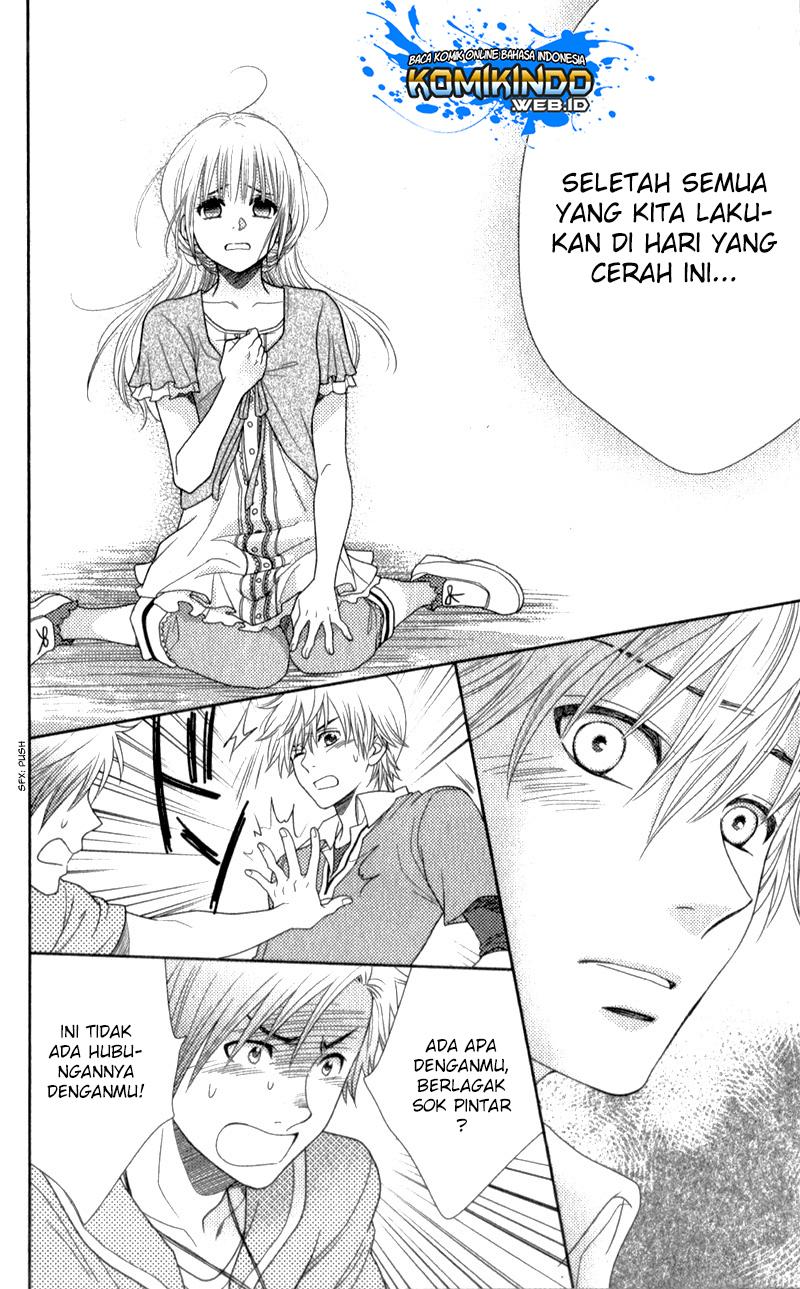 Nanoka no Kare: Chapter 15 - Page 35