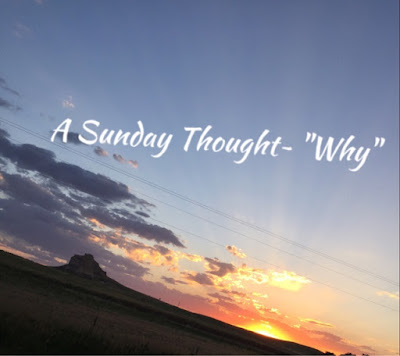 Sunday Thoughts, Circle L Ranch, Faith Family Ranching