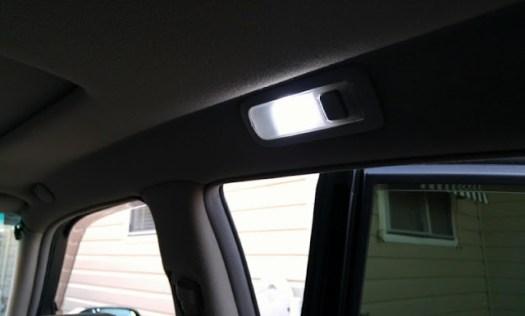 Rear RH Map Light LED