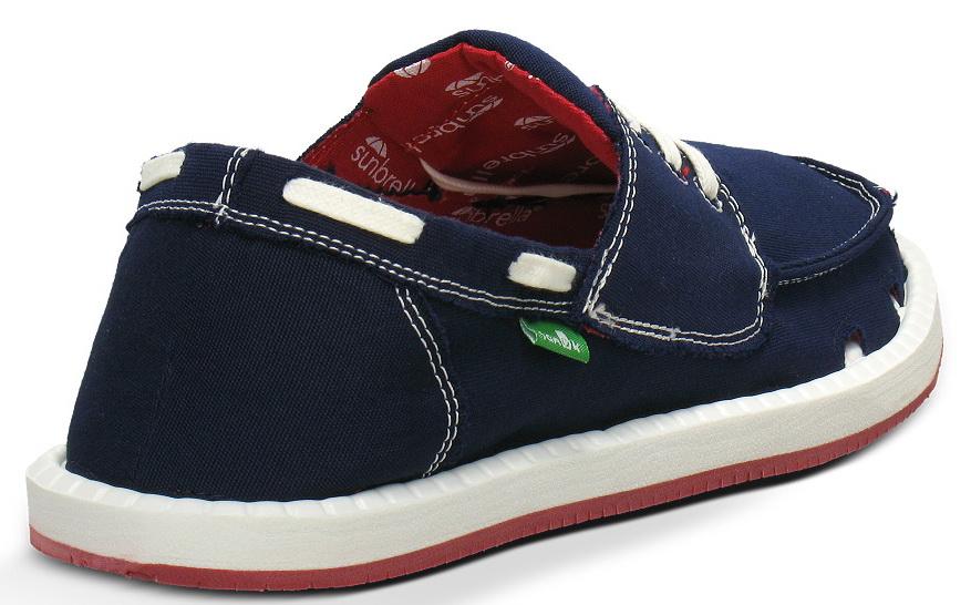 *Sanuk與SUNBRELLA 聯名款:OVERBOARD寬版帆船鞋新色登場! 3