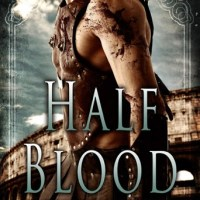 Cover Reveal: Half-Blood by Jaye L. Knight