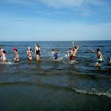 Bucurie mare in mare!