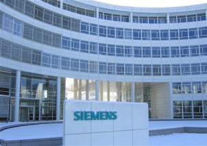 Siemens' headquarters in Munich