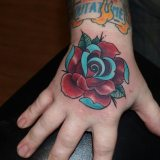fancy rose tattoos for  2015 2016