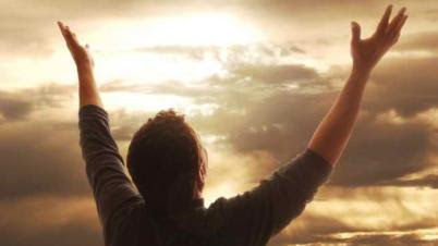 oracion 402x226 - Rompendo os céus através da adoração