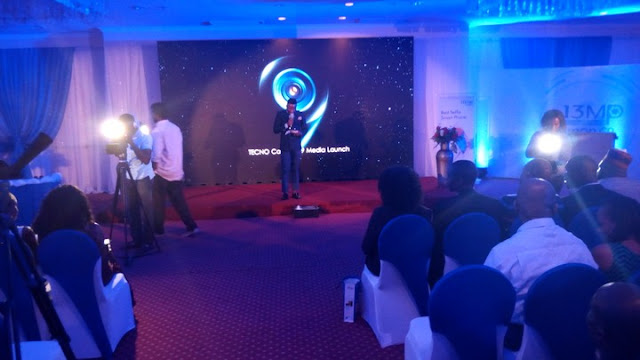 Exclusive Photos From Tecno Camon C9 Launch Event 3