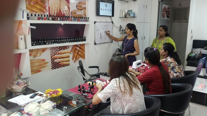 Manicure Usually Includes A Bination Of Number Techniques And Treatments The Treatment Or