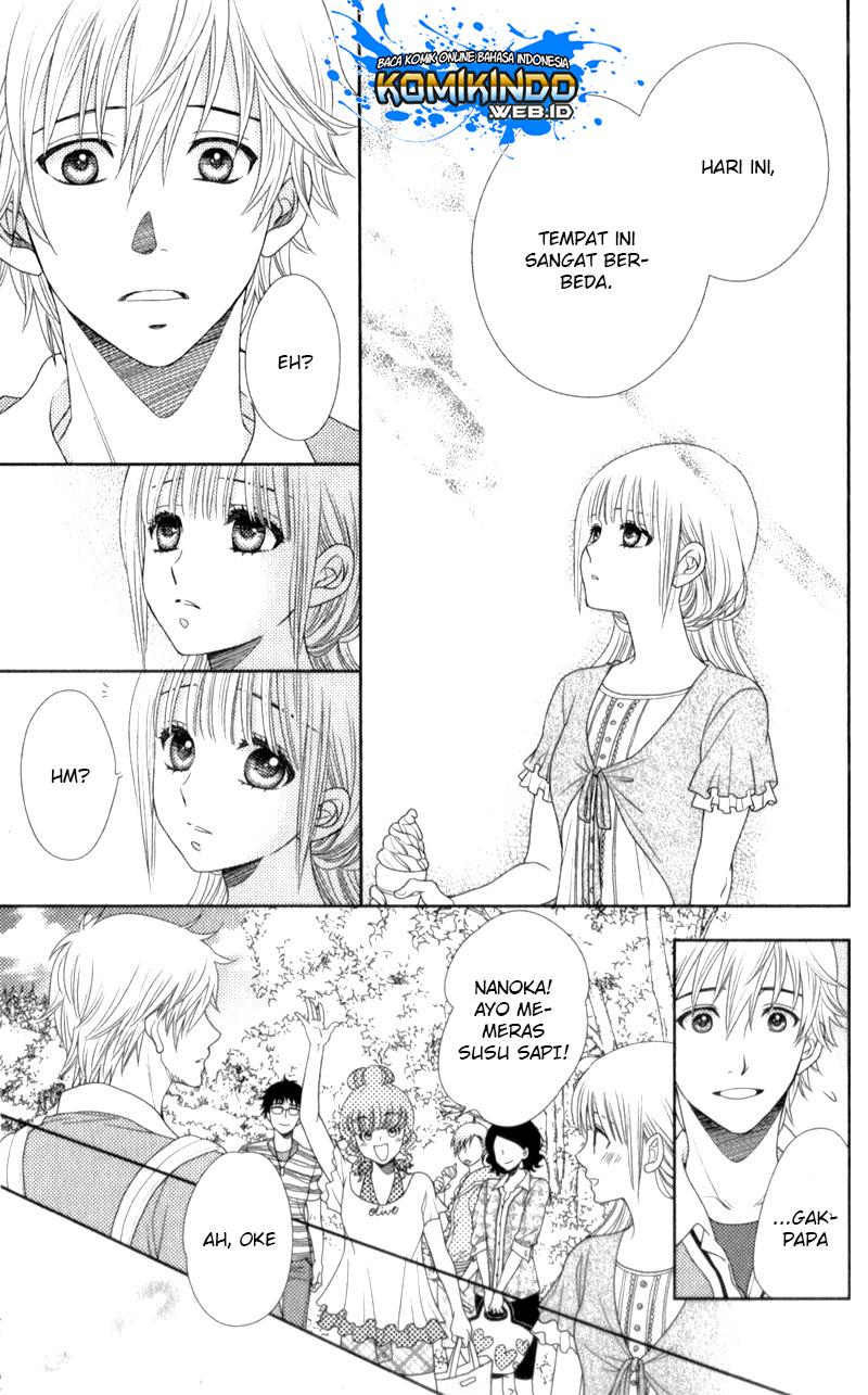 Nanoka no Kare: Chapter 15 - Page 14