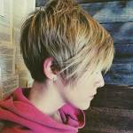 2016 Long Pixie Hairstyles trends