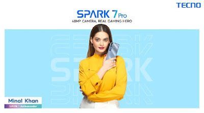 Spark 7 Pro Launch in Pakistan