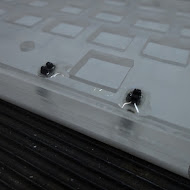 Hackeyboard front plate stabilizer excess glue removal 8.JPG