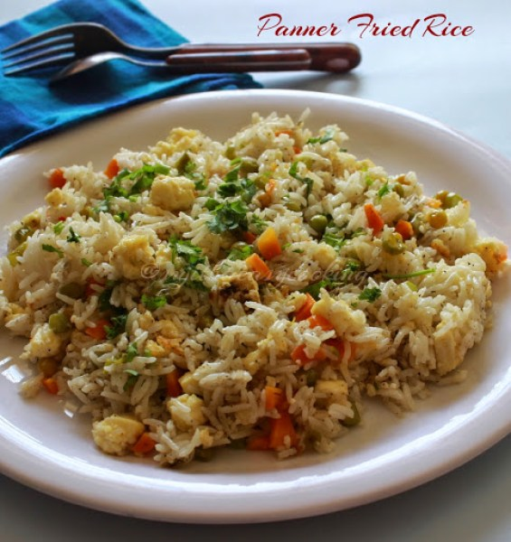 Panner Fried Rice2