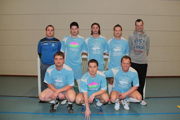 minivoetbalploeg De Schutterkes