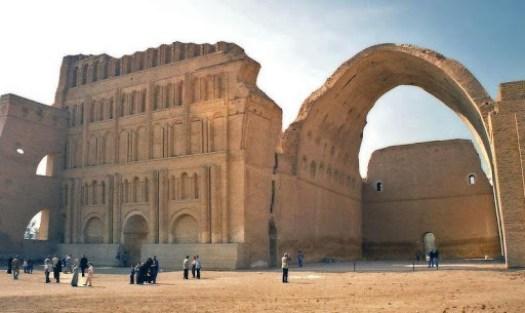 Resultado de imagen de Ctesiphon, una de las mejores ciudades de Mesopotamia