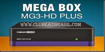 MEGABOX MG3 HD PLUS