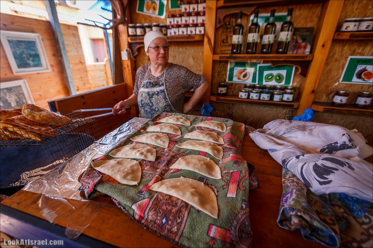Пещера Альма и черкесская деревня Рейхания   LookAtIsrael.com - Фото путешествия по Израилю