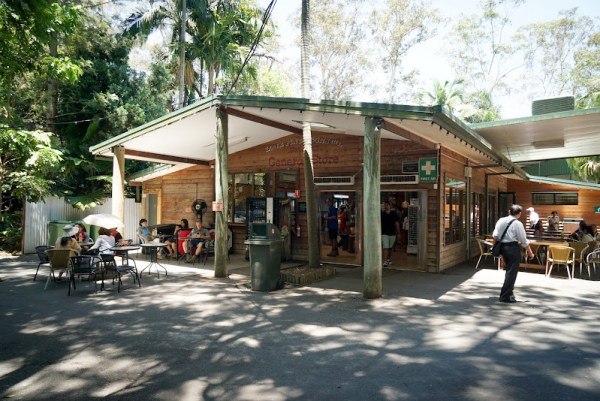 Lone Pine Sanctuary General Store