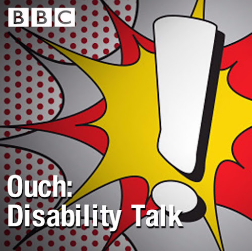 Bbc ouch podcast logo