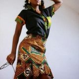 african beautiful prints dresses styles 2015