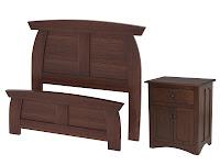 Cedar bedroom furniture