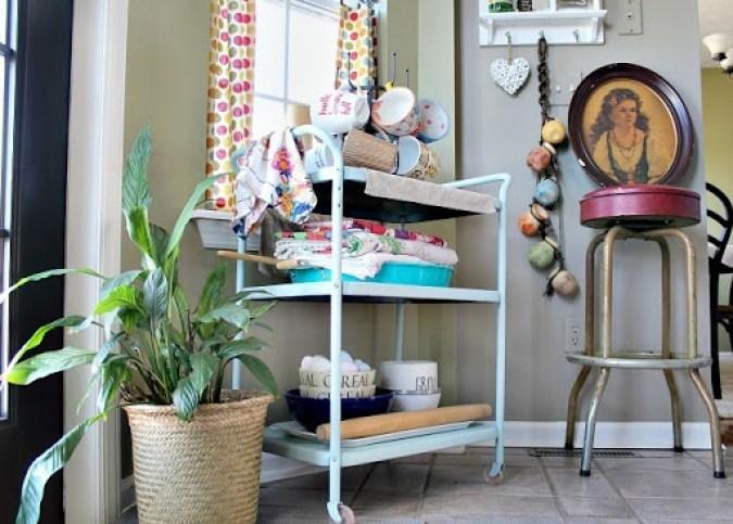 vintage-bar-stool-and-artwork-7