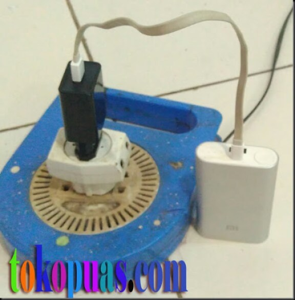 trik cepat powerbank xiaomi charger fast