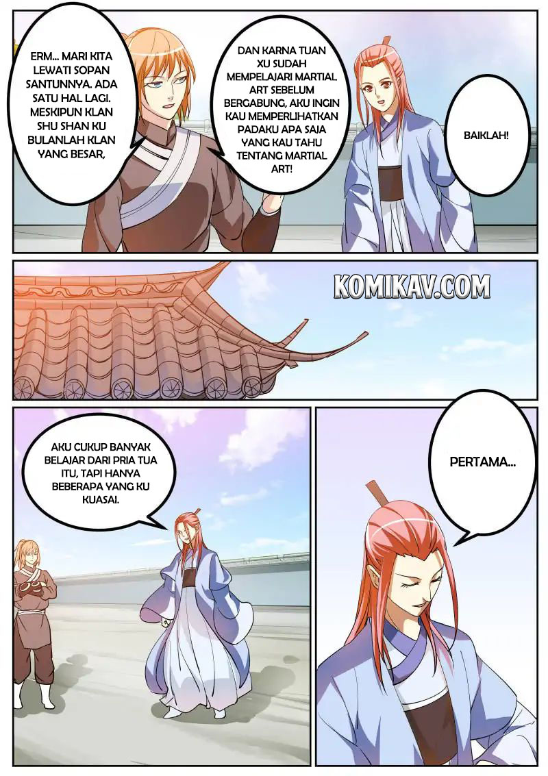 The Top Clan Leader In History: Chapter 35 - Page 9