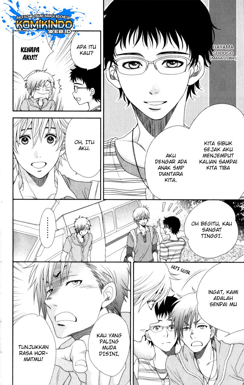 Nanoka no Kare: Chapter 15 - Page 5
