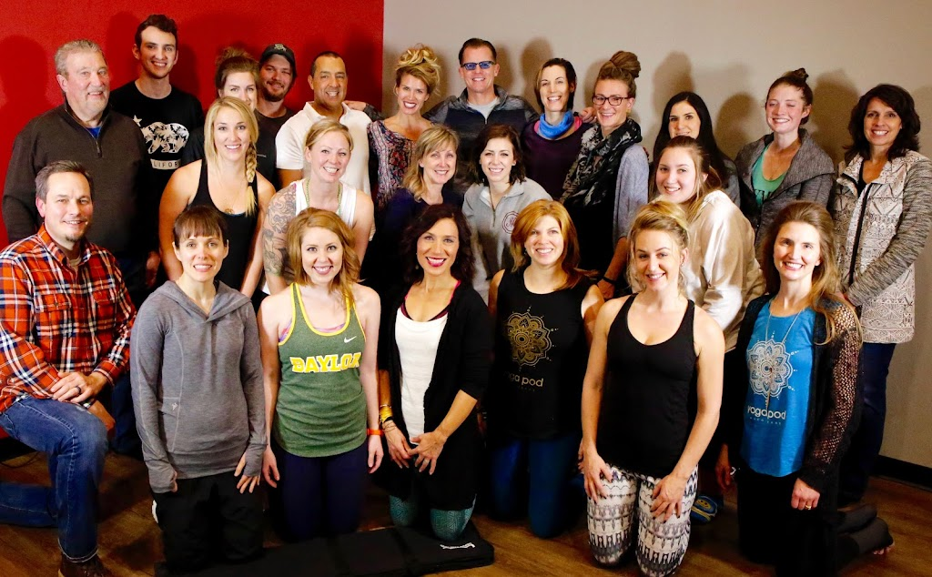 Waco Yoga Teachers & Investors and Yoga Pod Executives