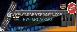 SATBOX FANTASTICO HD