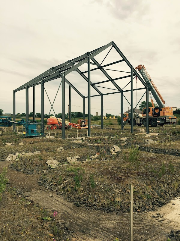 Steelwork Construction - 6
