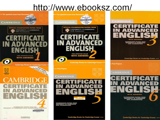Cambridge%2BCertificate%2Bin%2BAdvanced%2BEnglish Download: Cambridge Certificate in Advanced English 1, 2, 3, 4, 5, 6 ( FULL Ebooks + Audio)