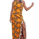 cute african print dresses 2017 trends