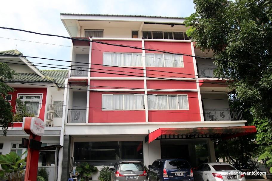 hotel keluarga di Bandung ya Sweet Karina Hotel