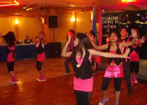 Dance Number - Tiaong, Quezon Branch