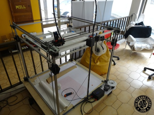 MILL YARR 3D Printer