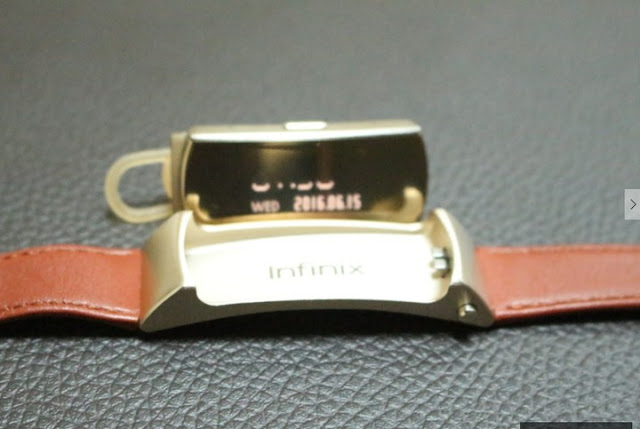 Leaked Images Of The Infinix XB01 Smart Watch 1